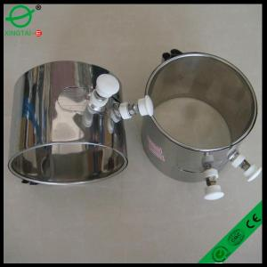 China Industrial stainless steel flexible mica band heater on sale