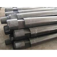 China Big Rigidity Downhole Drilling Tools , API Standard DTH Drill Pipe Outer Flat on sale