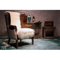 antique imitation fur chair sofa furniture,#728