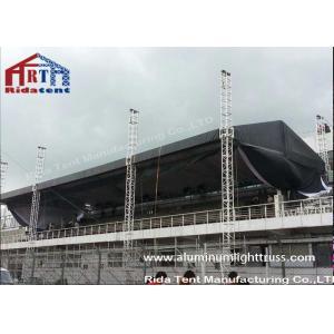China Line Array Speaker Aluminum Light Truss , Aluminum Truss Stage Light FrameDurable on sale