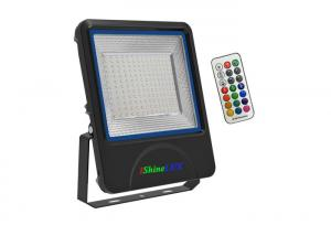 China Project Outdoor Led 100W RGB Led Flood Light Replacement Bulb With Remote Control on sale