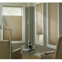 Double Honeycomb Windows Shades Blinds Non-woven Fabric Hotel Use