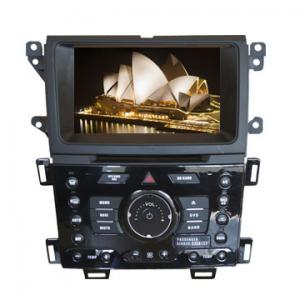 China Factory-8 inch car dvd player for Ford Edge 2014 with gps tv Android system on sale