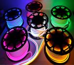 Ultra Thin 12v LED Neon Flex 5*12mm Silicone 12V IP68 V-2 Flame Retardance