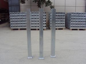 China Supply Galvanized Steel Post Iron Post High quality strong Post on sale