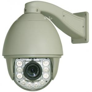 China Indoor AUTO tracking PTZ High speed dome camera with 1/4 Sony Super HAD CCD Image sensor on sale