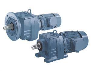 China Crane Worm-Gear Speed Reducer , Geared Box For Material Handling on sale