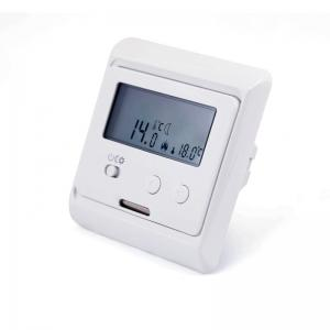 China Gas and Boiler Water Temperature Controller Electronic Heating Room Thermostat on sale