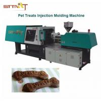 Oil Proof Pet Food Production Line With Colorful Touch Switch Control Panel