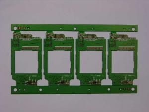 China Double sided 10V 0.25mm ipc - ml - 950 Electronic PCB design Assembly Immersion gold on sale