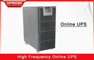 China Good Performance Multi - function Online High Frequency UPS 10-20KVA for Data Center on sale