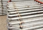 Industrial Economizer Coil / GRADE A Stainless Steel Heat Exchanger Tube