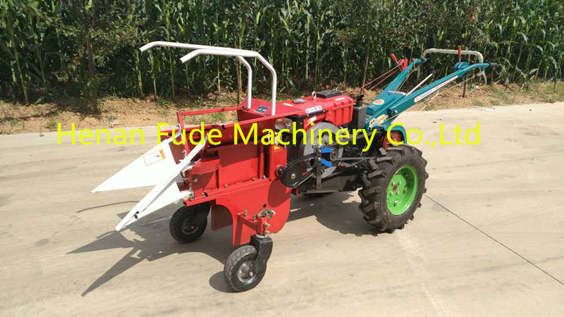 Small Corn Harvester Maize Harvester For Sale Agriculture Machine