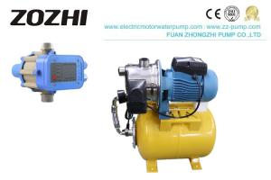 China 1HP Jet Self Priming Automatic Water Pump With Automatic Pressure Controller on sale