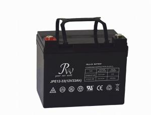 China High Temperature Resistant Safety Electric Vehicle Battery 33Ah 12v for EV Applications on sale