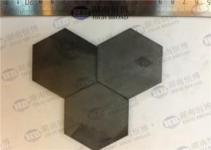 China Advanced Ceramic Silicon Carbide / Boron Carbide Bulletproof Plates Ballistic Protection For Vehicle Armor on sale