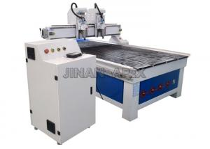 China Two Heads Cylinder Cnc Wood Carving Machine , High Speed Multi Spindle Cnc Router on sale