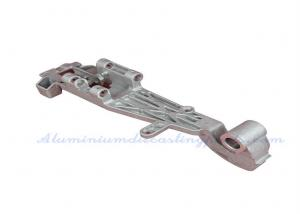 China ADC12 Car Seat Stent Aluminium Die Casting Process components on sale