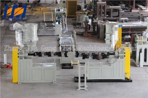 China Window UPVC Profile Extrusion Line Integral Type Extruder High Reliability on sale
