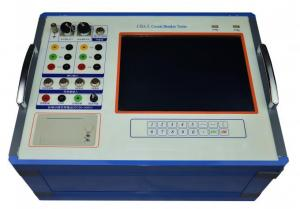 China Precise Electrical Testing Tools Circuit Breaker Analyzer on sale