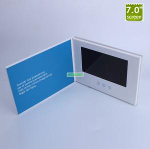 China high quality 7 inch LCD tft video module for Hardcover greeting brochure card on sale