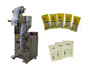 China automatic honey and sauce packing machine stick sachet packaging machine on sale