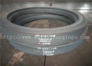 China AISI ASTM  DIN CK53 BS060A52 XC 48TS Carbon Steel Forgings Rings Forging 3.1 Certificate on sale