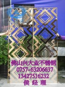 China Modern design stainless steel room screens room dividers room partitions on sale