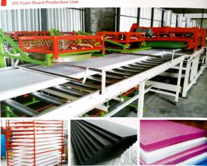 China Hot sale  EPE Foam Board Production Line high output good flatness  fine cellsize agent price on sale