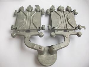 China La foreuse aluminium d'alliage de haute précision de lingotière de moulage mécanique sous pression on sale