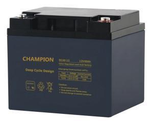 China 6FM40G 12 Volt 40ah M6 VRLA Gel Battery Solar Power Storage Batteries on sale