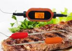 Mobile Operated Bluetooth BBQ Thermometer Wireless Temperature Monitoring