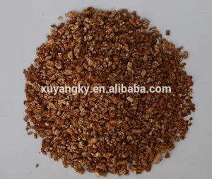 China Horticulture Golden Expanded Vermiculite 1-3mm, 2-4mm, 3-5mm, Competitive Prices! on sale