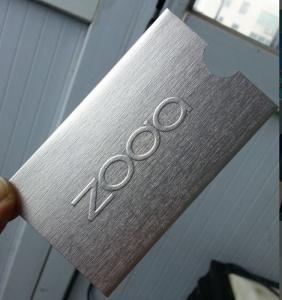China Die Cut Custom Invitation Envelopes , Blind Embossing Invitation Paper And Envelopes on sale