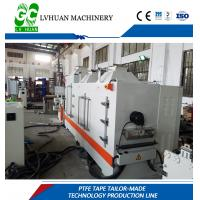 Intelligent PTFE Extrusion Machine , Paste Extruder Machine Long Working Life