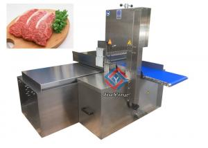 China Full Automatic Frozen Fish Beef Steak Bone Sawing Machine With Top Quality on sale