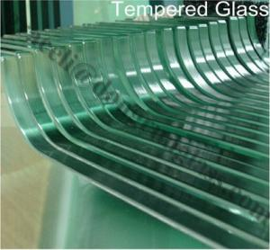 China Extral clear toughened /tempered glass for furniture or building on sale
