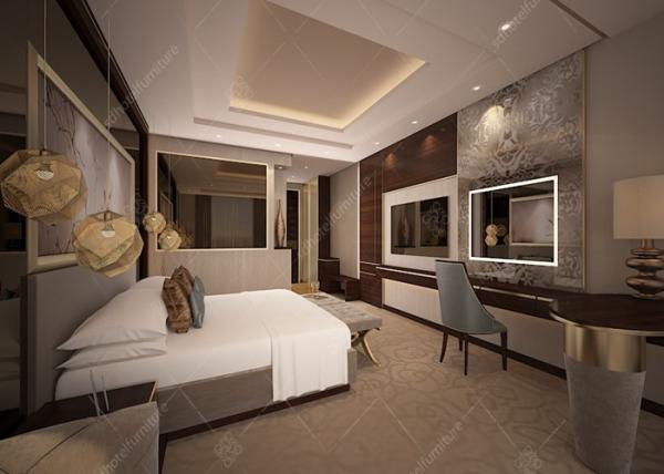 Customized Luxury Hotel Bedroom Furniture 5 Star Hotel Bed Iso9001 Iso14001 For Sale Luxury Hotel Bedroom Furniture Manufacturer From China 108609579
