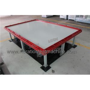 China Low Frequency 2-5Hz Vibration Shaker Transport Simulation Vibration Testing Machine on sale