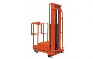China SEP2-2.7 semi-electric aerial order picker with controller temperature protection on sale