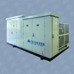 China Wind Power And PV Packaged Transformer Substation Compact Substation Suppliers YBT13-40.5(FD)Series on sale
