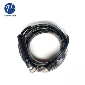 China LED Night Vision Car CD 4 Pin Camera Cable Auto Parking Assistance supplier