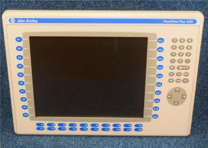 China 12.1 Inch Rockwell Hmi Panelview Allen Bradley 2711P-B12C4A8 / A 2711PB12C4A8 on sale