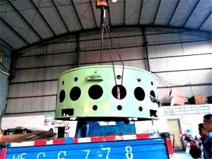 China Axial Flow Kaplan Hydro Turbine Generator 500 Kw For Low Water Head 3-50 Meters on sale