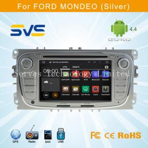 China Android car dvd player GPS for FORD Mondeo / FOCUS 2008-2011/ S-max-2008-2010 car radio on sale