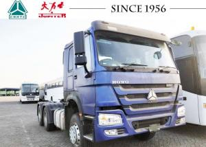 China Stock New Howo 10 Wheeler Tractor Horse Truck With 371 HP Engine on sale