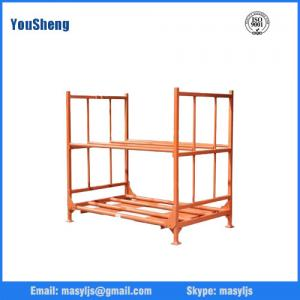 China Heavy Duty Storage Warehouse Rack / Warehouse Metal Stacking Rack / Warehouse Pallet Rack on sale