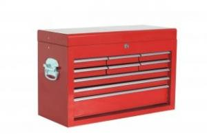 China OEM / ODM 9 Drawer Tool Chest And Cabinet with Red High Glossy Coating(THB-24290) on sale