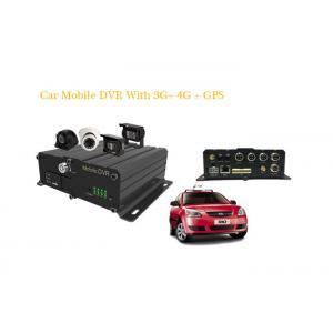 China 2 SD Card Slots 720P Car DVR High Definition With Heating Recover System on sale