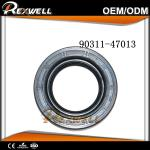 Right Side Axle Oil Seal 90311-47013 For Toyota / Lexus LX470 GX470 4Runner Tacoma Tundra Spare Parts